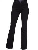 highrise black jeans