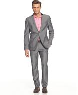 inc suit grey pink