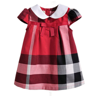 wholesale closeout infants red dress