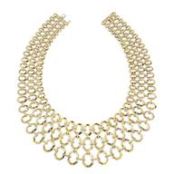 ivanka gold necklace