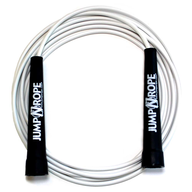 jump rope short white closeouts