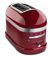 kitchen aid red toaster