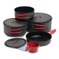 kitchen pans black