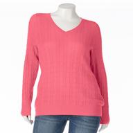 kohls sweater plus size
