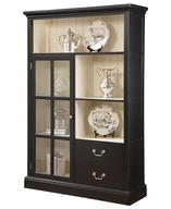 leah display cabinet