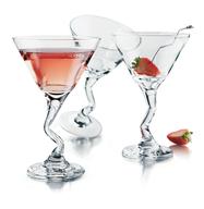 salvage libbey martini glasses