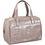 light pink calvin shiny purse liquidators