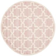 light pink ivory safavieh area rugs