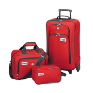 logo red luggage