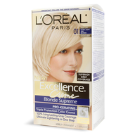 loreal excellence blonde