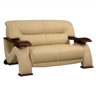 loveseat couch beige