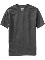 mens grey basic tshirt