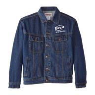 wholesale closeout mens jean jacket