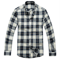 bulk mens plaide shirts