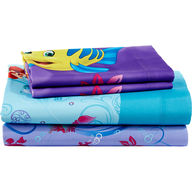 bulk mermaid bed sheets