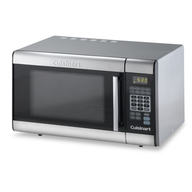 overstock microwave silver