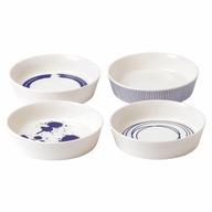 mixed patterns serving plates liquidators