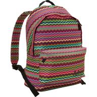 multi color back pack