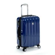 navy blue luggage shelf pulls