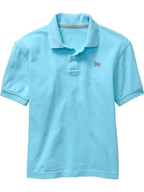 old navy boys polo shirt