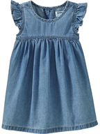 liquidation old navy denim dress