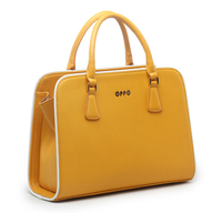 oppo yellow purse