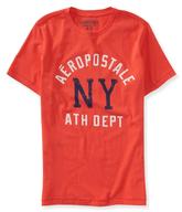 orange mens aeropostale tshirt