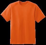 orange t shirt