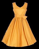 orange womens dress suppliers