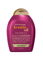 organix keratin oil shampoo