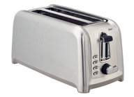 oster silver toaster