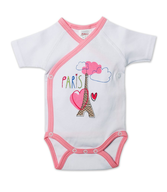 paris baby shirt