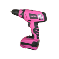 pink cordless drill