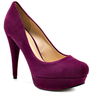 pink high heels pallets