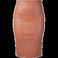 overstock pink latex skirt