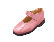 pink used children's shoes