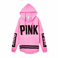 pink vs sweater pallets