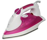 pink white iron
