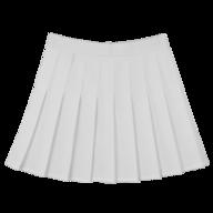 plus size white skirt closeouts