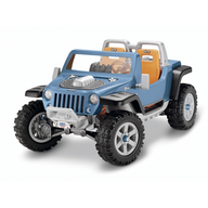 power wheels jeep hurricane