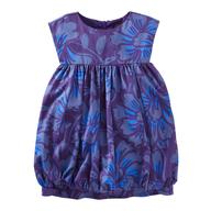overstock purple girls top