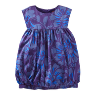 purple girls top