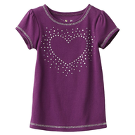 purple star shirt