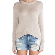rachel zoe dropped shoulder sweater