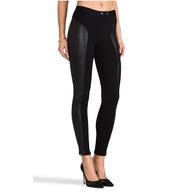 rachel zoe skinny black leggings