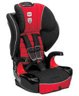 discount red car seat