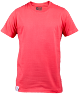 closeout red mens shirt