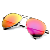 salvage retro metal sunglasses