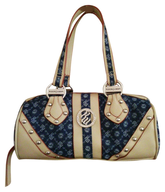 salvage rocawear denim handbag
