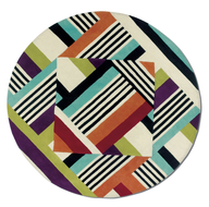roung rug